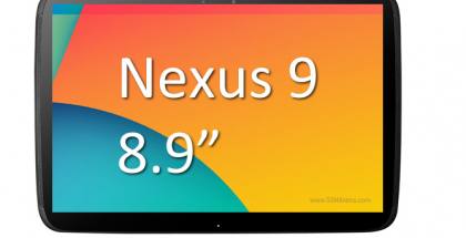 Nexus 8.9 To Arrive This July, get your money ready