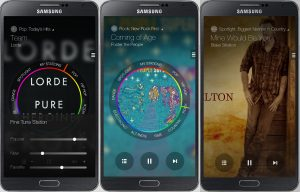 Samsung Releases Milk Music, A Free Streaming Service