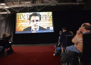 "Snowden Says NSA ""Set Fire"" To The Internet"