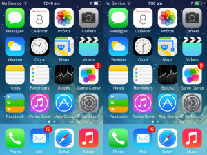 iOs 7 Adoption Reaches 90 While Android Fragmentation Remains Strong
