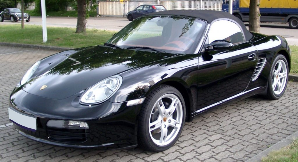 Tim Cook FAQ: His first sports car was a used Porsche Boxster.