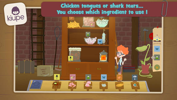 Kilubu Magic Potions iPhone Game Review
