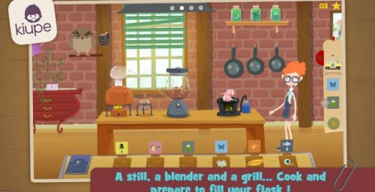 Kilubu: Magic Potions iPhone Game Review