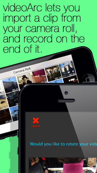 iphone video camera app