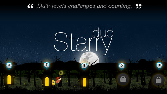 Starry Duo iPhone game review