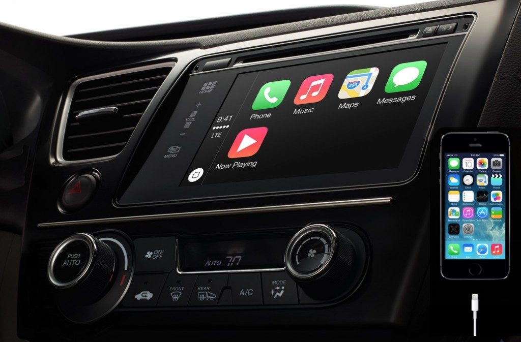 what is carplay 1024x673 What Is CarPlay? Apple Partners with Mercedes, Volvo, Ferrari…