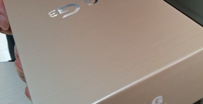 Golden LG G3 On Track For Summer Release