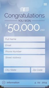 Lotto 23 iPhone App
