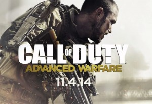 Call Of Duty: Advanced Warfare Announced, Release On Nov. 4