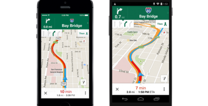 Google Maps App Gets Uber Integration