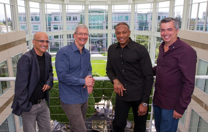 The doubters have now been silenced. Apple has agreed to buy Beats Music (streaming) and Beats Electronics (headphones) for a total of $3 billion