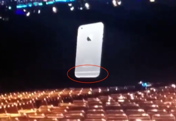 Apple's secrets also have a very, very short and volatile shelf life. Take the iPhone 6, for example, which has been spotted inside the Moscone Center...