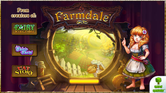 Farmdale iPhone Game Review