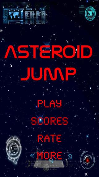 Tippy Asteroid Jump