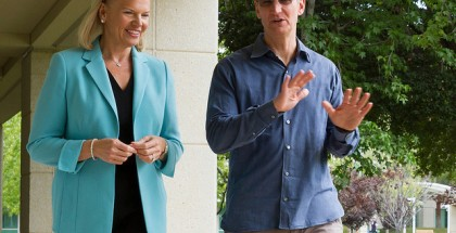 apple-ibm-tim-cook-ginni-rometty