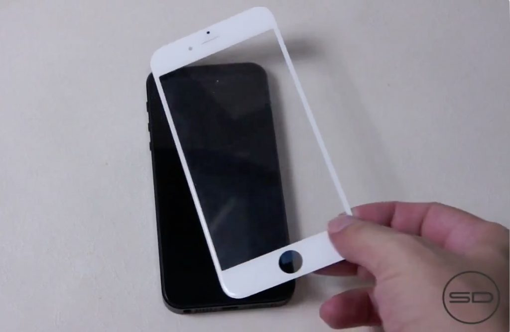 iPhone 6 Sapphire Panel Revealed