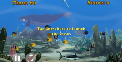Ocean Hunt iPhone game