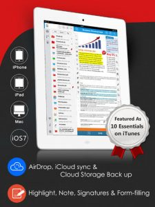 iPhone PDF Reader review