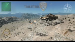 Tank Titans HD iPad Game