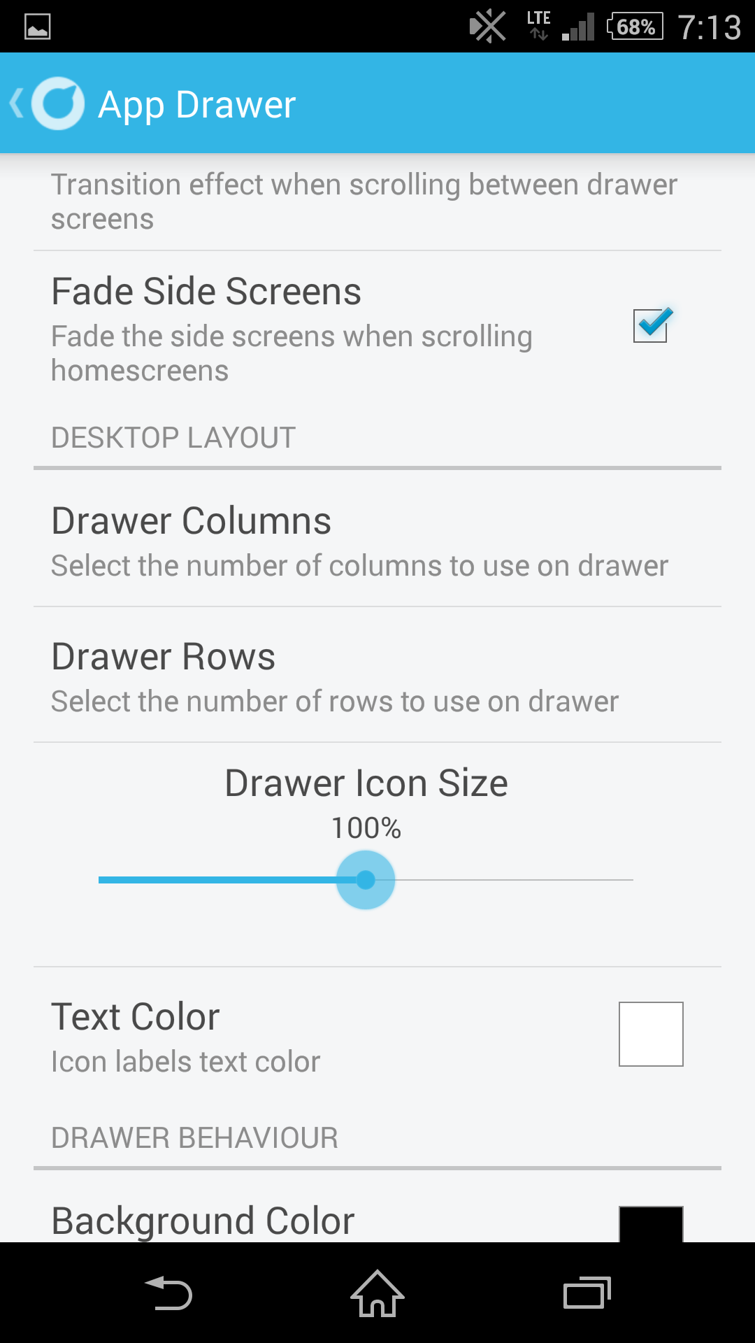 Solo Launcher Android App Review