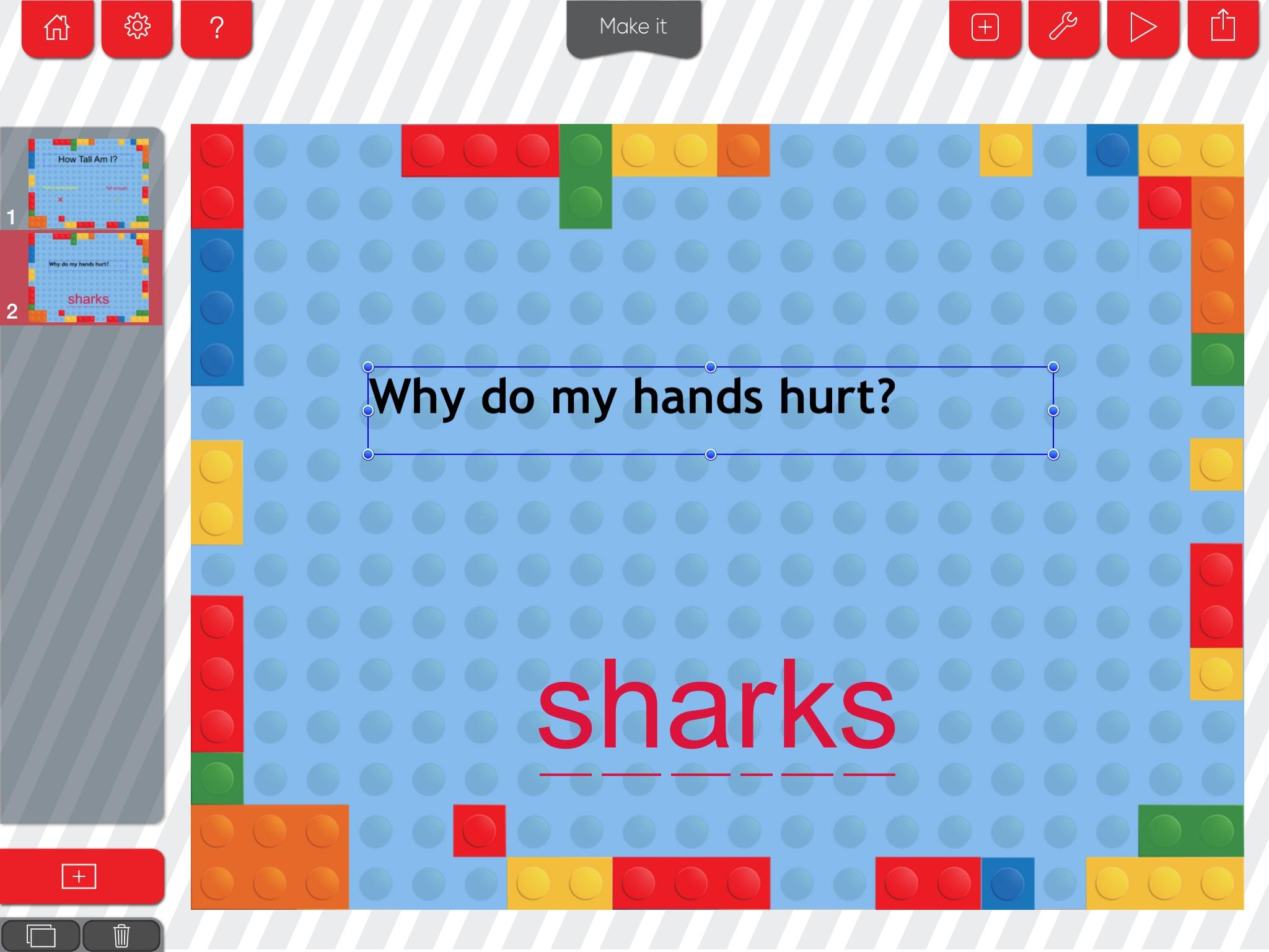 how to make a school app