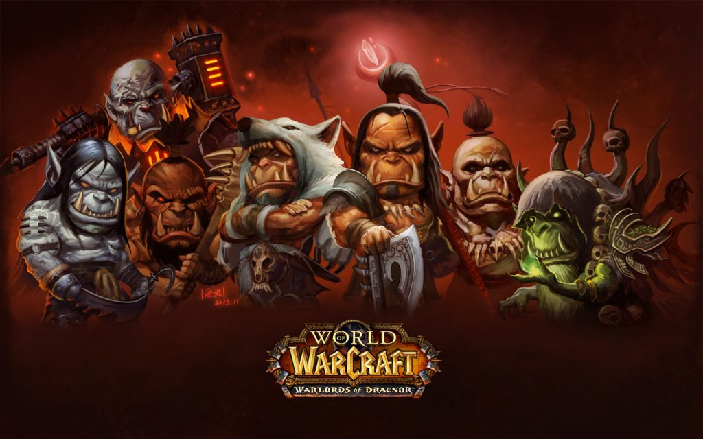 Alliance or Horde? Ready to go through the Dark Portal? Looking for Warlords of Draener specs, prices and contents? You have come to the right place