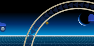 Racing Tyres Space iOS Game Review