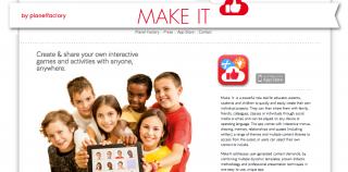 Make It for Teachers & School iPad App Review