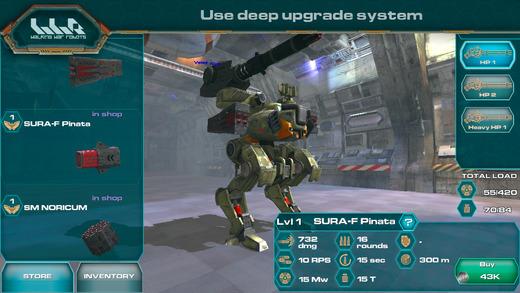 Walking War Robots 2