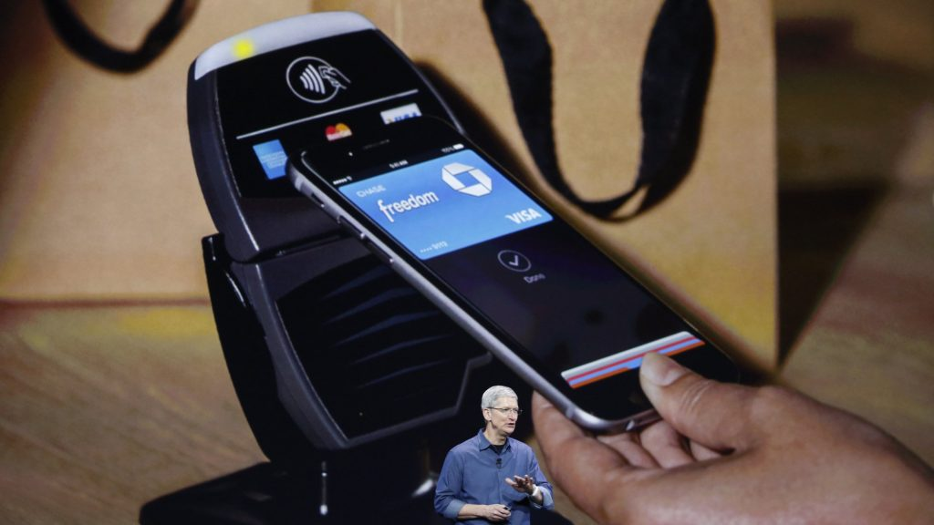 When Apple Pay launches, purportedly on Saturday, October 18, McDonald's will be among the launch partners. But what does that physically mean?
