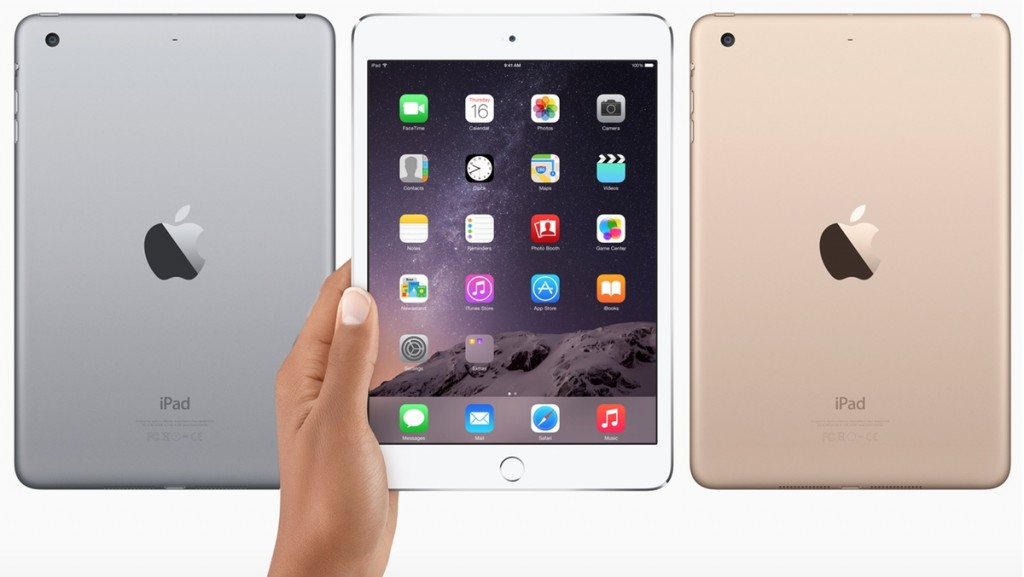 The considered opinion of the internet is that iPad Air 2 is still awesome and, because the iPad mini 3 didn't get the same upgrades, it sucks. Wait, what?