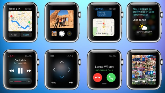 If your biggest concern right now is the development of Apple Watch apps and services, iOS 8.2 is a godsend.