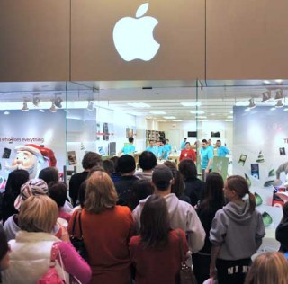 Black Friday Apple Store: Gift Cards + Product RED Donation