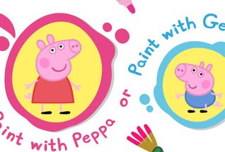 Peppas Paintbox Featured
