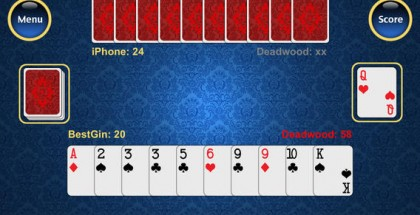 Best Gin Rummy featured