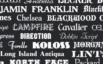 Free Fonts Featured
