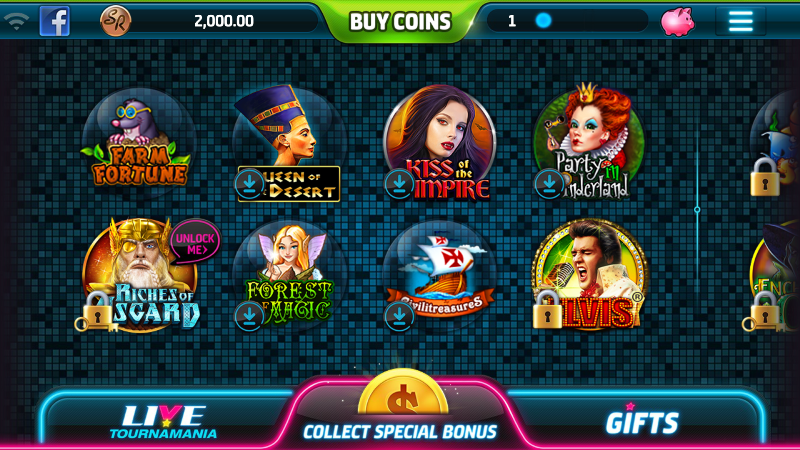 slotomania real money casino