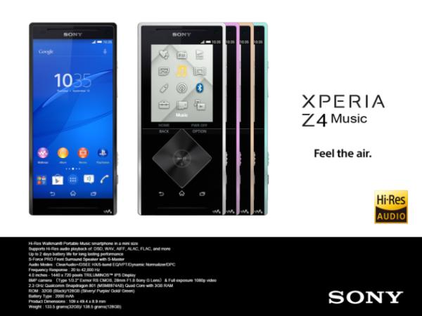 Sony Xperia Z4 rumors (1)