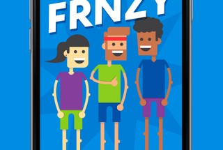 frnzy iphone video app review tapscape