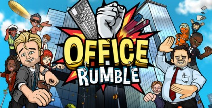 Office Rumble iPad App Review