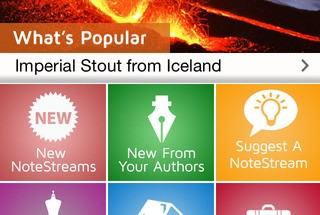 Notestream App