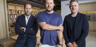 Jony Ive Promoted, Will Travel [to UK] More