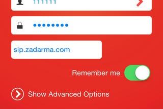 Zadarma App