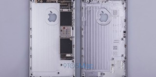 iPhone 6S Looks Nearly Identical In Leaked Photos