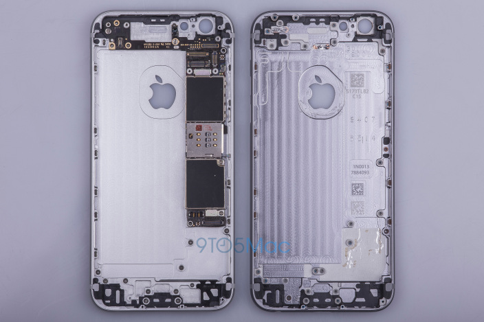 apple iphone 6s leak