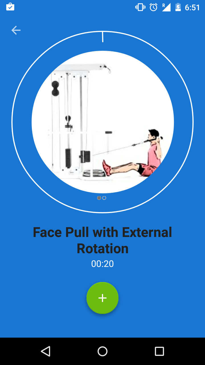 Fitness Workout - Exercise