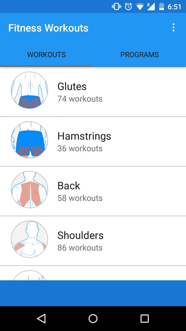 Fitness Workout- Home