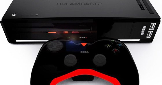 A conceptual design of the Dreamcast 2