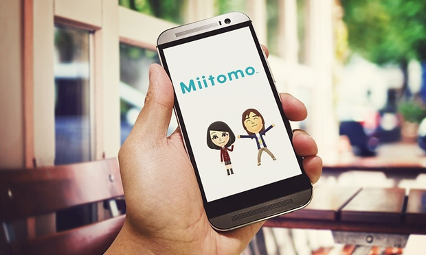Miitomo, Nintendo's first mobile game
