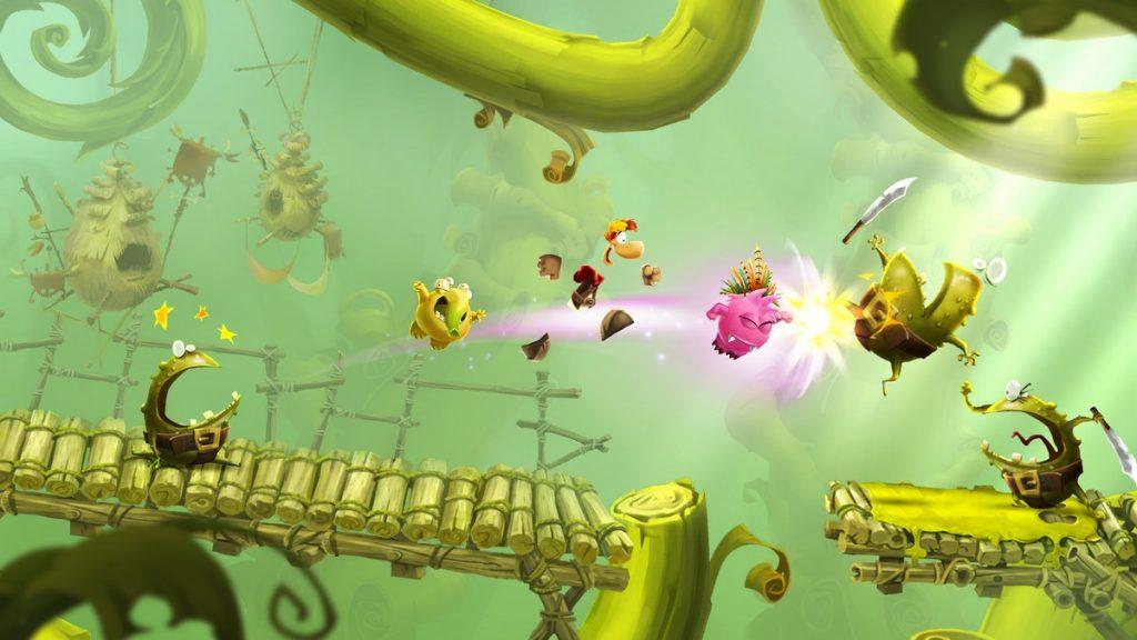 Rayman adventure2
